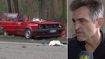 Roger Wintsch vom Aargauer Fahrlehrerverband sieht mangelnde Erfahrung und Ablenkung als Ursachenfür Unfälle von Neulenkern.