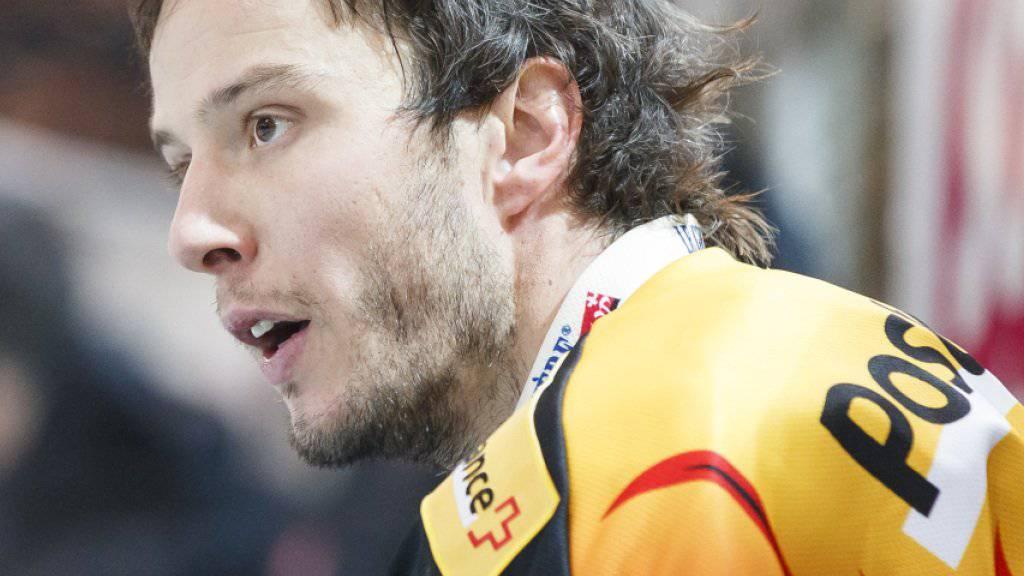 Auch Topskorer Julien Sprunger, Gottérons besten Skorer aller Zeiten, traf gegen Zug nicht. In der 58. Minute traf Sprunger bloss den Pfosten