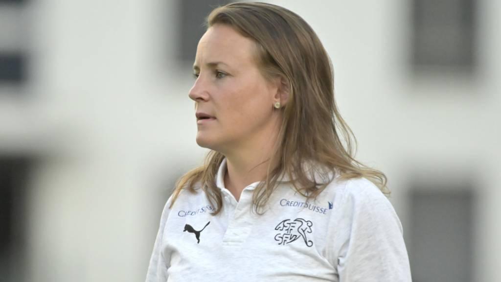 U19-Nationaltrainerin Nora Häuptle wechselt in die Bundesliga