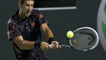 Novak Djokovic bleibt 2011 weiter ohne Niederlage