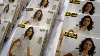 Die Stammmarke Calida stützte das Gruppenergebnis. Die Kleidergruppe kämpft mit dem starken Franken und Dollar sowie einer schwächelnden Nachfrage. (Archiv)