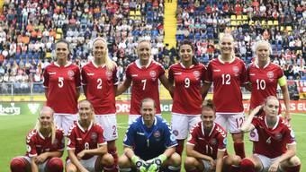 Dänemarks Frauen, hier an der EM 2017 im niederländischen Breda, fordern eine höhere Entschädigung vom Verband