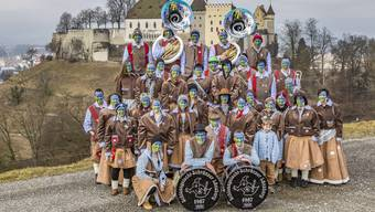 Bei den Schlossgeischt-Schränzern ist derzeit «Swissness» angesagt. Nicht zuletzt mit Hinblick auf die grosse Auslandreise im Herbst.