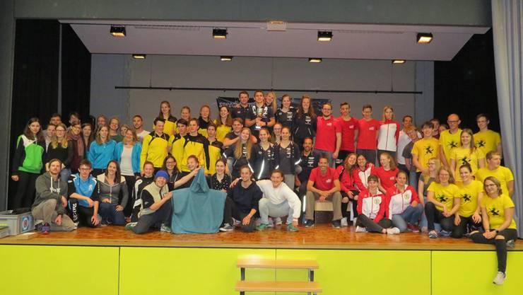 72 Schwimmerinnen und Schwimmer nahmen am 8. SpeedLifeSaving teil.