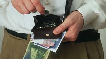 Die Einkommen in der Schweiz stiegen von 2003 bis 2010 jährlich um 0,5 Prozent. (Symbolbild)