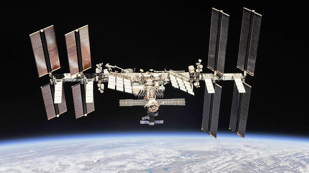 Raumfrachter bringt Geschenke zur ISS