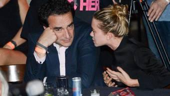 Mary-Kate Olsen und Olivier Sarkozy (Archiv)