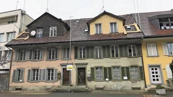 Werden vorerst nicht abgebrochen: Die Häuser an der Aavorstadt.