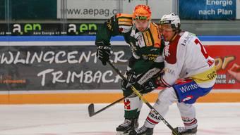 Eishockey, Swiss League, 18. Runde, EHC Olten - HC Biasca Ticino Rockets  (31. Oktober 2019)