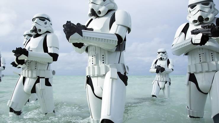 """Der neunte """"Star Wars""""-Film kommt voraussichtlich im Dezember 2019 in die Kinos. (Archivbild)"""