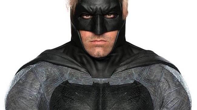 Bat-Trump.