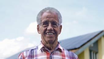 Walter Niethammer spricht als Erster über seine Energiewende.