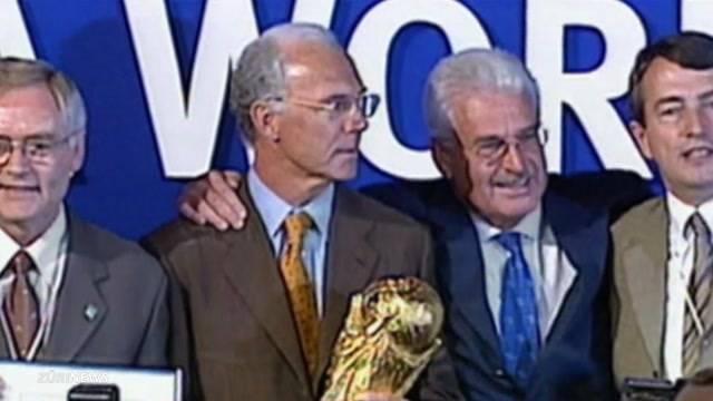 Kaufte Deutschland die WM 2006?