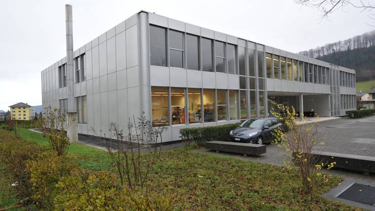 Das Oberstufenschulhaus Gerbrunnen in Trimbach ist am Anschlag.