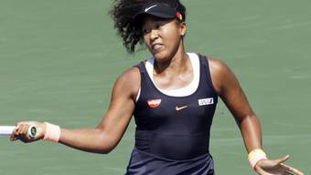 Naomi Osaka, nach ihrem Protest wieder zum Turnier zugelassen, gewann in Cincinnati ihren Hakbfina
