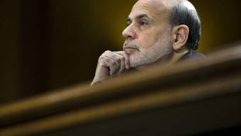Bernanke musste sich den Fragen der US-Senatoren stellen