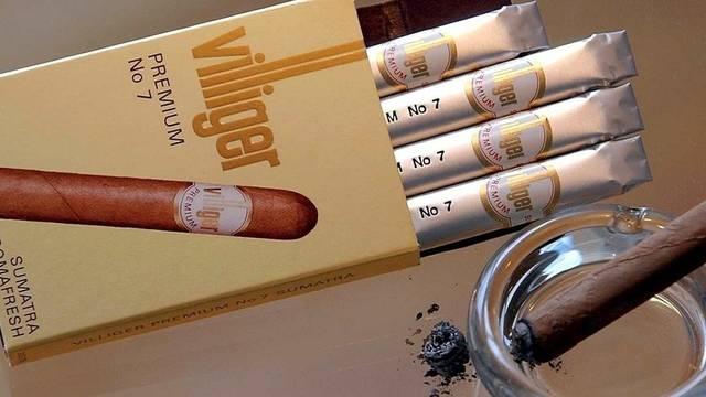 Die Villiger-Gruppe verkauft mehr Rauchwaren (Archiv)