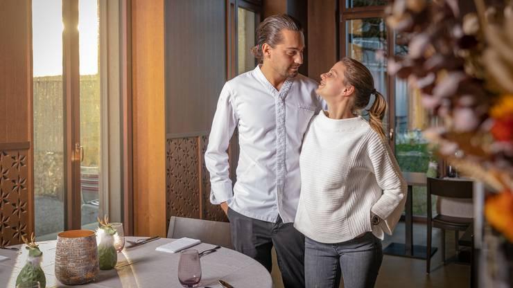 Manuel und Alexandra Steigmeier