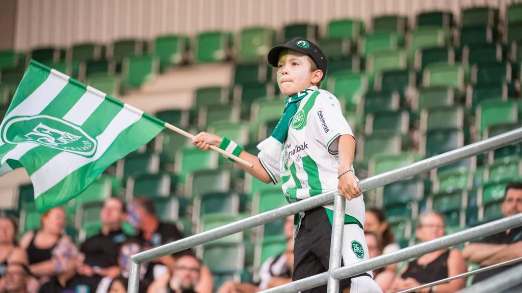 Die Fans kommen beim FC St.Gallen günstig zum «Match-Erlebnis».