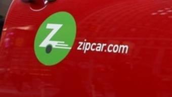 Zipcar-Logo auf einer Autotüre (Symbolbild)