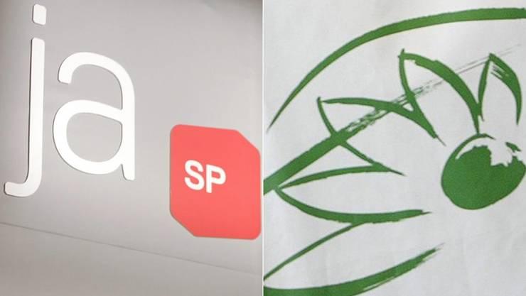 SP und Grüne gehen eine Listenverbindung ein.
