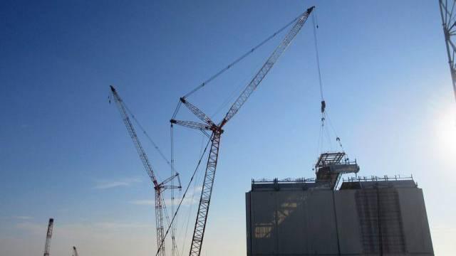 Die Bergungsarbeiten in Fukushima laufen