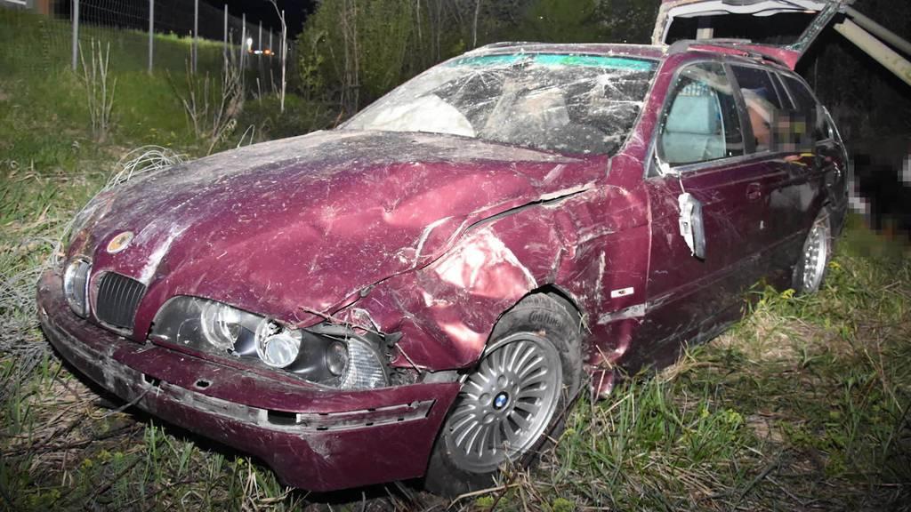 Kurznachrichten 2: Heftige Unfälle und Fahrerflucht
