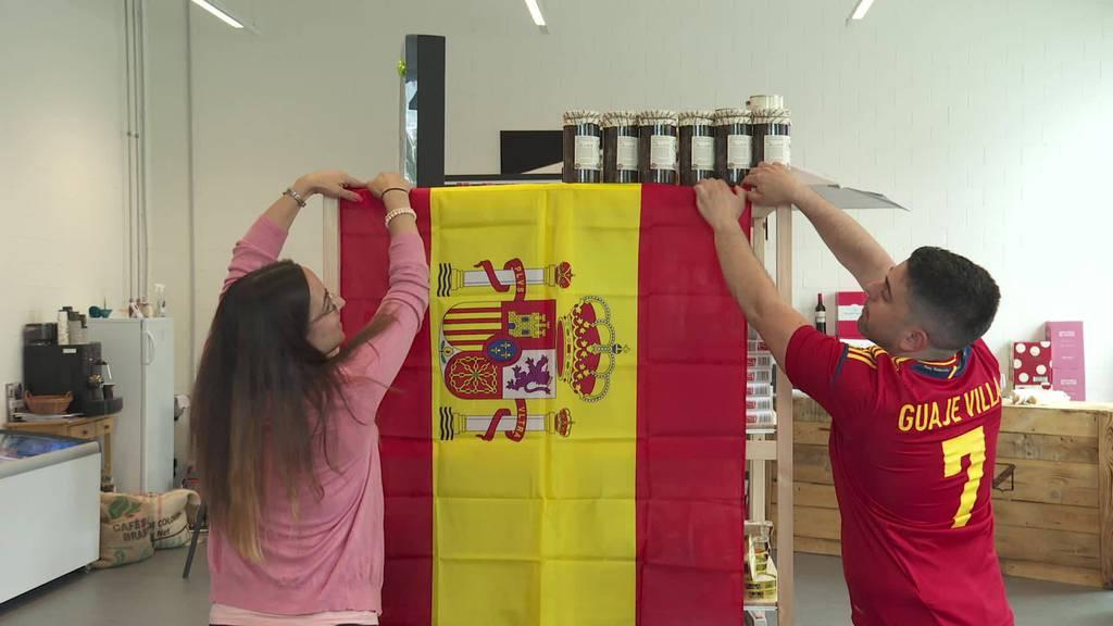EM-Viertelfinal: Zwei Herzen in der Brust eines Spaniers