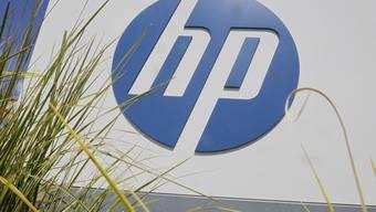 Hewlett-Packard-Hauptsitz in Palo Alto in Kalifornien (Archiv)