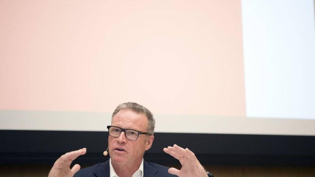 Soll bei SBB Cargo durch einen externen VR-Präsidenten ersetzt werden: SBB-CEO Andreas Meyer. (Archivbild)