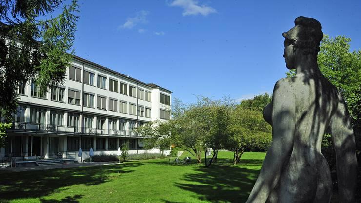 Bevorzugt Kantonsspital Aarau will sieben Gebäude abreissen: Ist auch der YG28