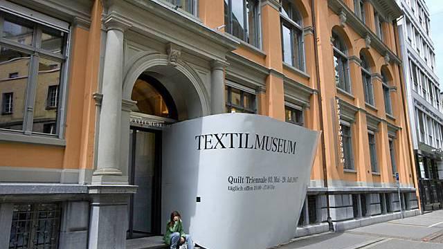 Strick-Geschichte im Textilmuseum