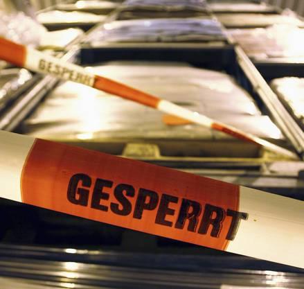 Fleischskandal in München im Jahr 2005