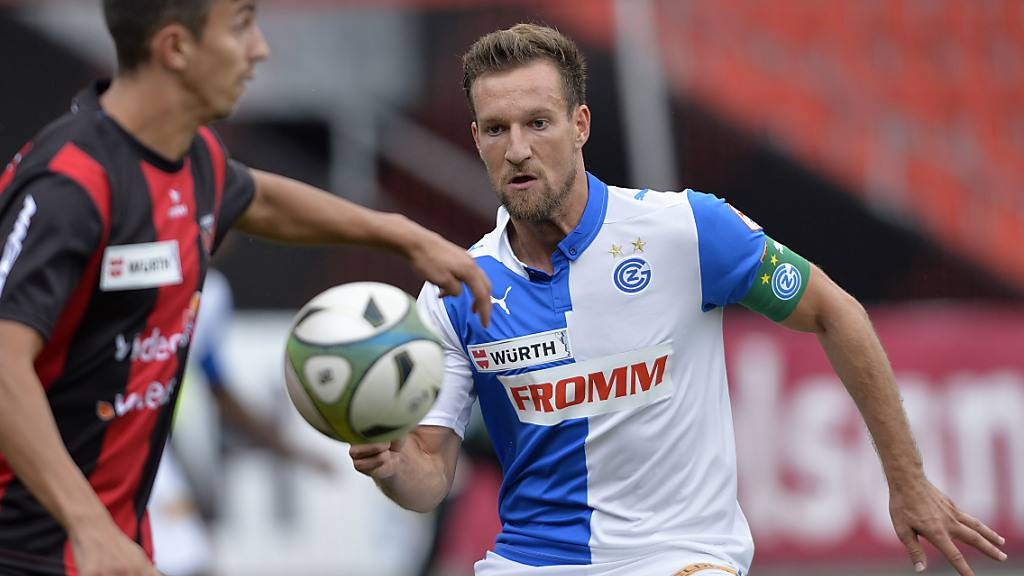 Daniel Pavlovic bis Ende Saison beim FC Lugano