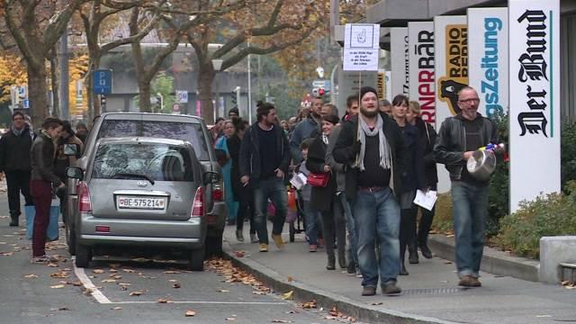 Viele Verbote in der Stadt Bern