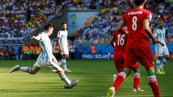 WM: Argentinen - Iran