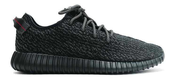 Der Prominente Adidas Yeezy Boost 350s von Kanye West.