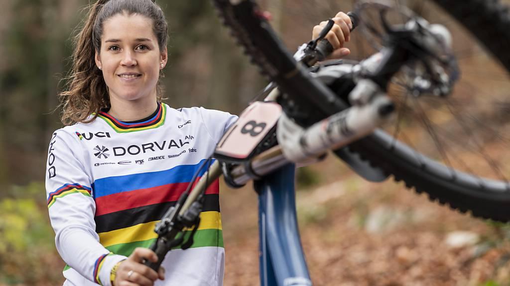 Erster Weltcupsieg für Camille Balanche