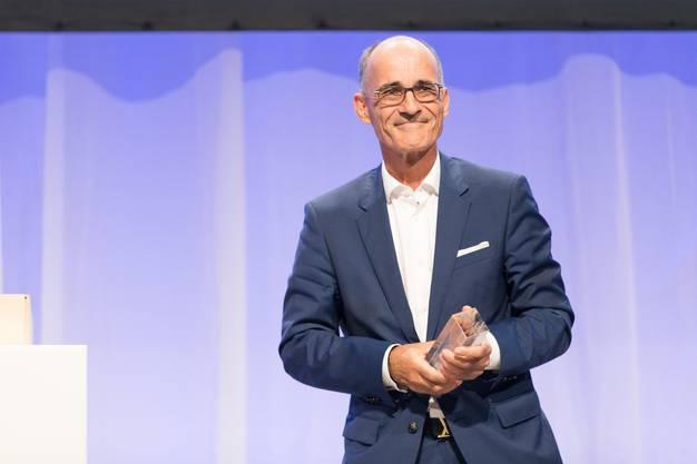 René Chopard (Stellv. CEO Aargauische Kantonalbank)