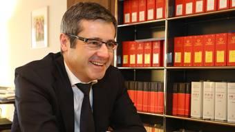 Benvenuto Savoldelli verzichtet auf das Amt.