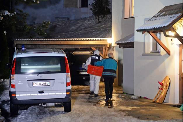 Die Mutter der Kinder wurde unter dringendem Tatverdacht festgenommen.