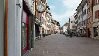 Bei den Ladenbesitzern in der Altstadt reisst die Coronakrise ein grosses Loch in die Kasse.