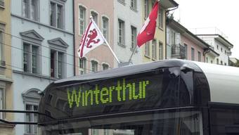 Das Mädchen wurde von einem Stadtbus erfasst (Symbolbild)