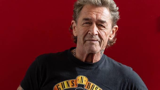 Mehr Zeit für sich und seine Familie: Nach 50 Jahren auf der Bühne will Deutschrocker Peter Maffay neue Prioritäten setzen.