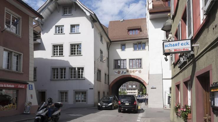 Impressionen aus der Altstadt Mellingen