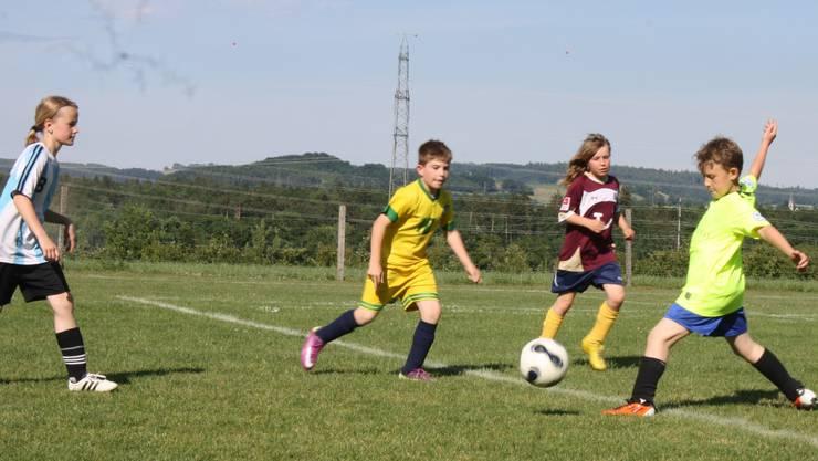 Die Stunden des FC Geissberg sind gezählt. Ab Juli werden sich die 46 Juniorinnen und Junioren einen anderen Klub suchen müssen. jdb