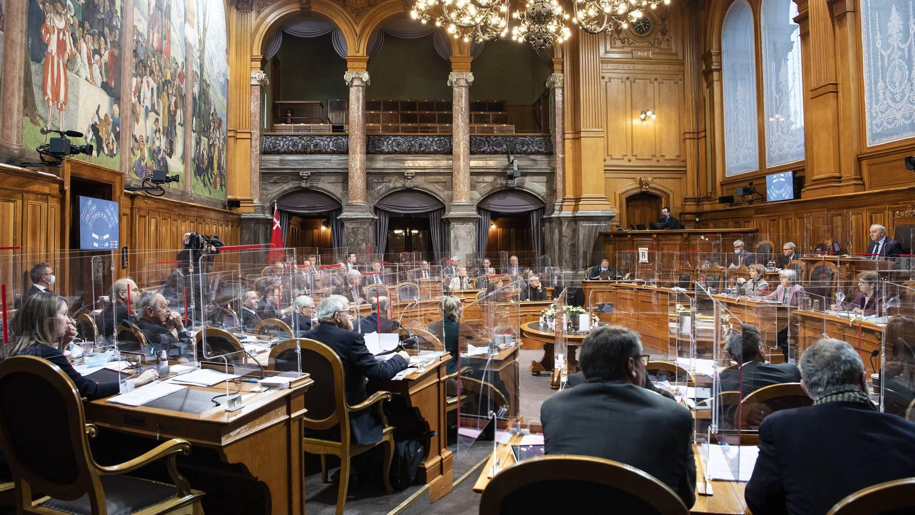Acht oder fünf Jahre? Darin ist sich das Parlament bei den Coronakrediten nicht einig.