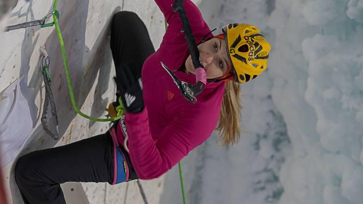 Mit einem starken Halbfinal qualifiziert sich Petra Klingler (Bonstetten) souverän für den Final, wo sie am Schluss Rang 8 belegt.