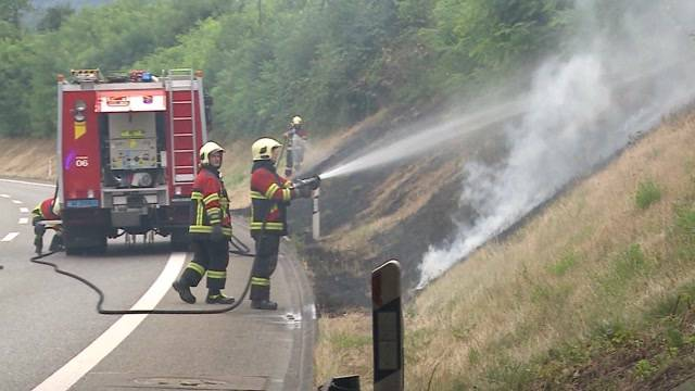 Brand auf T5