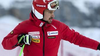 Hofft auf ein Topresultat in Wengen: Carlo Janka, der Sieger der Lauberhorn-Abfahrt von 2010